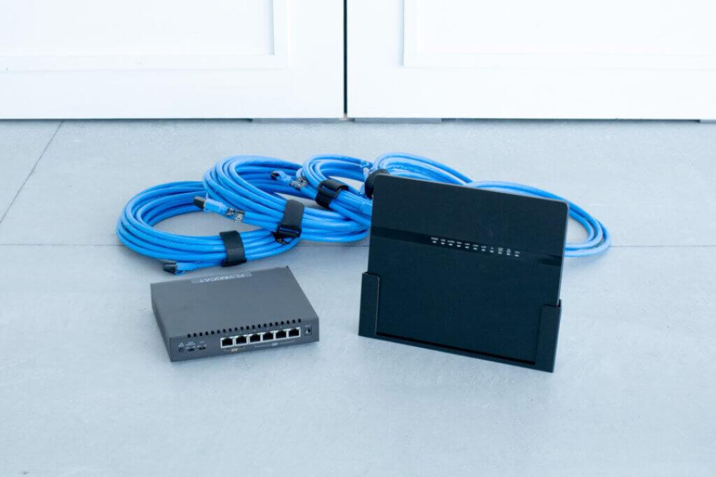 ネット回線/ネット関連機材画像